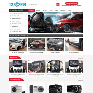 Theme WordPress WEBVN019